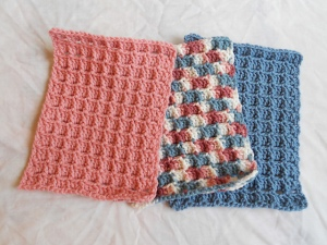 warm up america charity squares