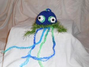 crochet disco jellyfish