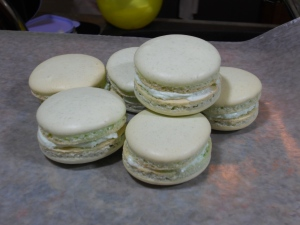 macarons third attempt