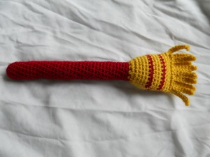 gryffindor quidditch broom