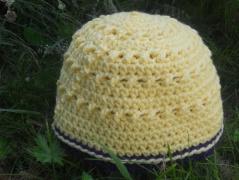 winter crossings hat crochet