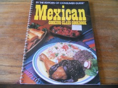 mexican cooking class cookbook