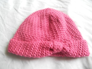 geeze louise hat crochet