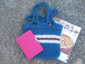 felted crochet bag pattern test