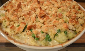 baked tortellini with chicken(2)