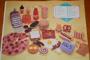 crochet food booklet 2