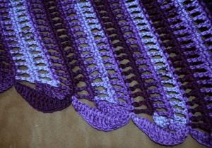 aasan wrap border crochet