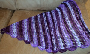 aasaan wrap crochet
