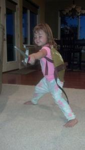 taryn teenage mutant ninja turtle