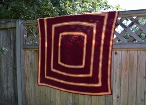 gryffindor picture perfect baby blanket3