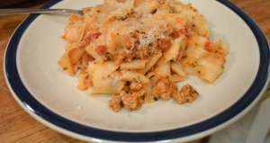 pork and pappardelle pasta 2