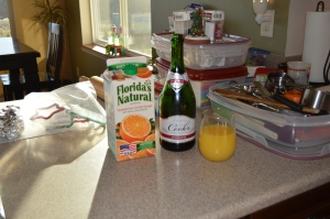 Mimosa time!