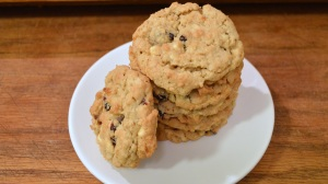oatmeal cranberry cookies 2