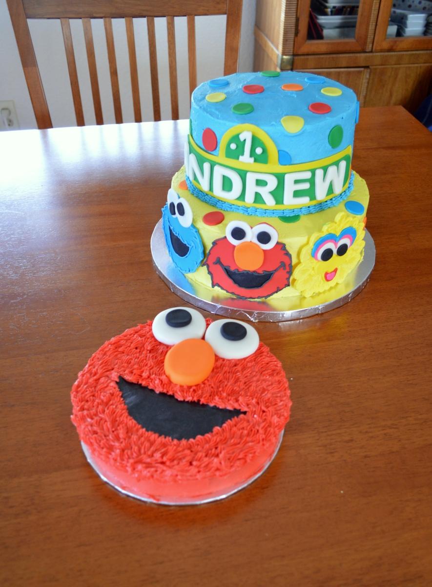 Elmo Birthday Cake Nyc