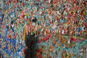 Gum Wall - Seattle