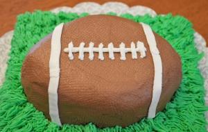 textured football