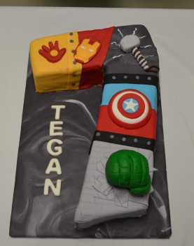 Avenger's Cake