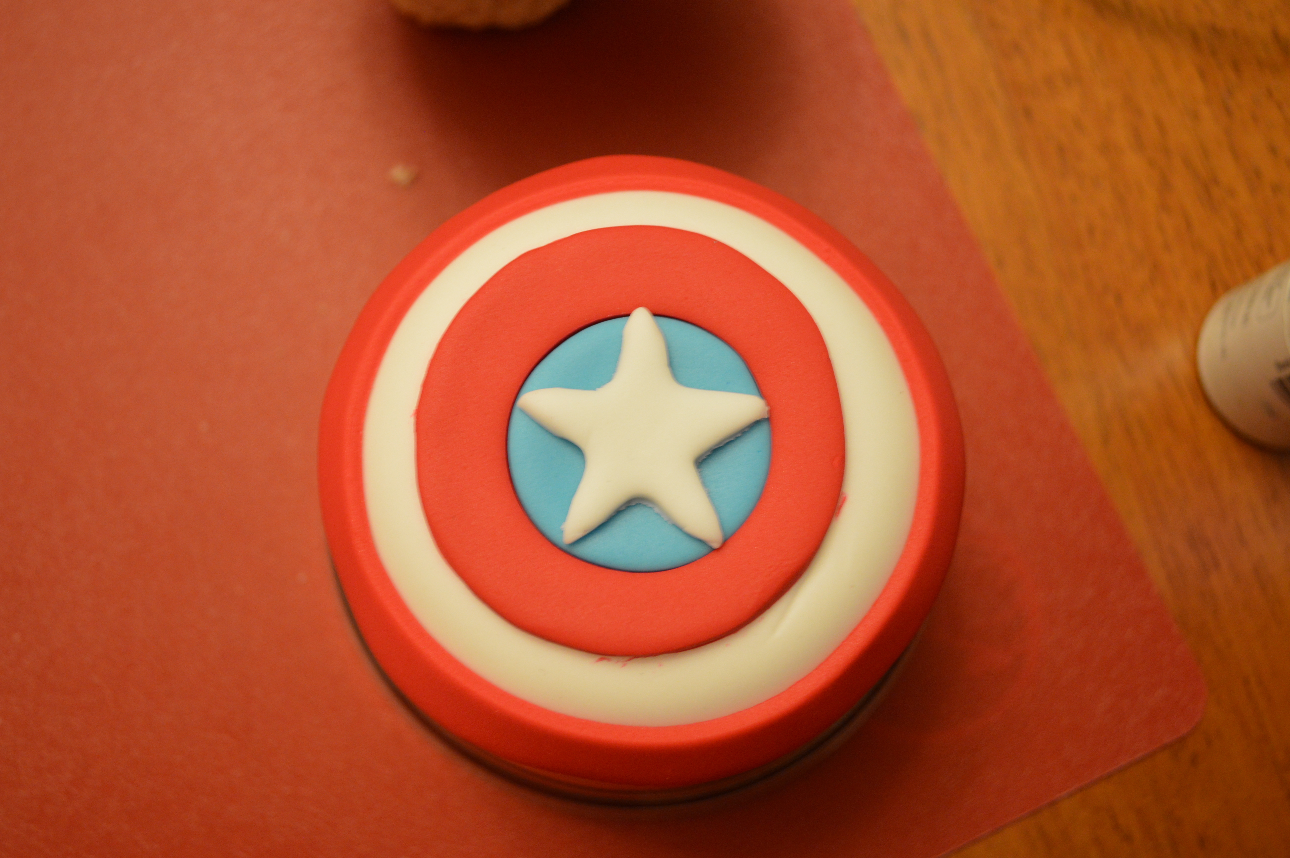 Groovy Avengers Birthday Cake A Little Of This And A Little Of That Birthday Cards Printable Trancafe Filternl