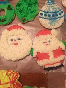 santa claus cookies ashley cam
