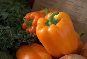 orange-bell-pepper