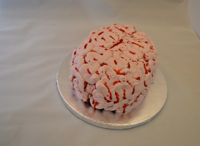 2nd Brain Cake